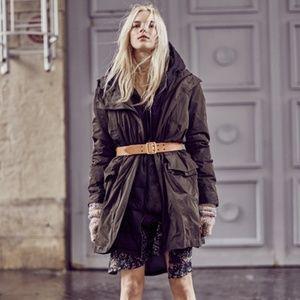 Zadig & Voltaire Karly Parka Coat jacket